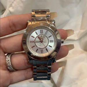 """Juicy couture """"silver watch"""""""